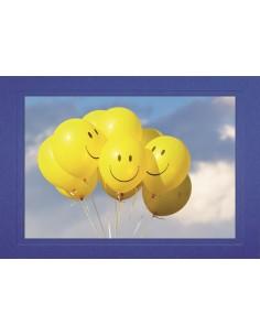 Luftballons mit Smileys