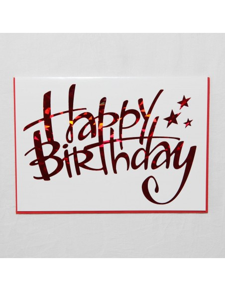 Happy Birthday Folie